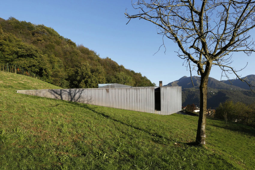 Alps Villa by Camillo Botticini (1)