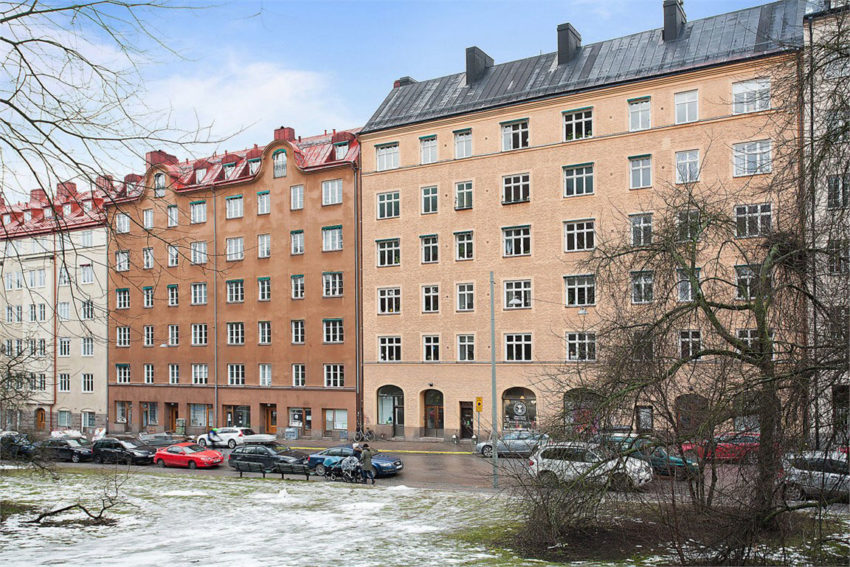 Apartment in Högalid (1)