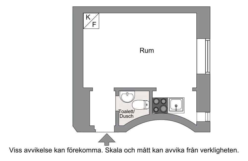 Apartment in Högalid (19)