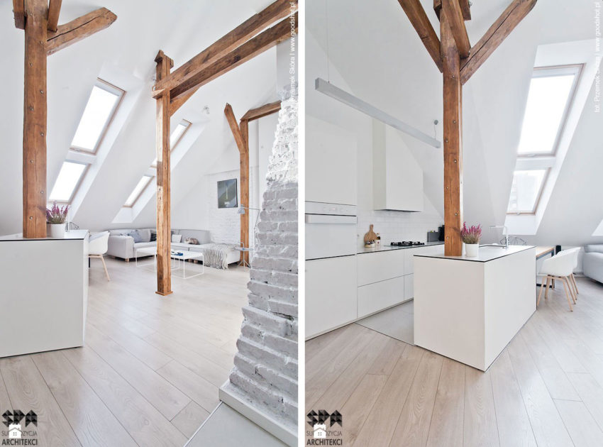 Attic Renovation by Superpozycja Architekci (1)