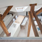 Attic Renovation by Superpozycja Architekci (2)