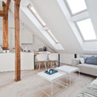 Attic Renovation by Superpozycja Architekci (3)