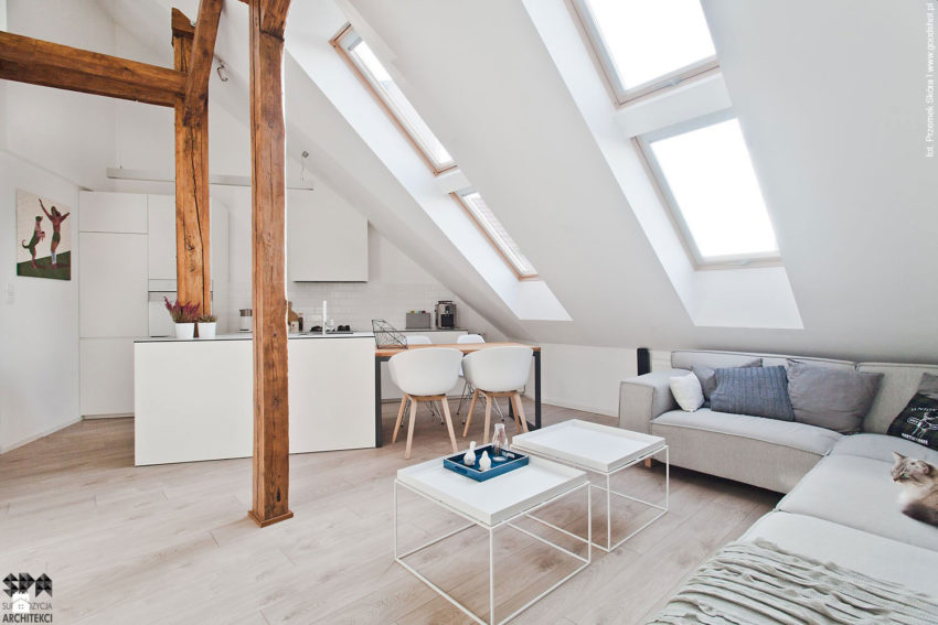 Attic Renovation by Superpozycja Architekci (3)
