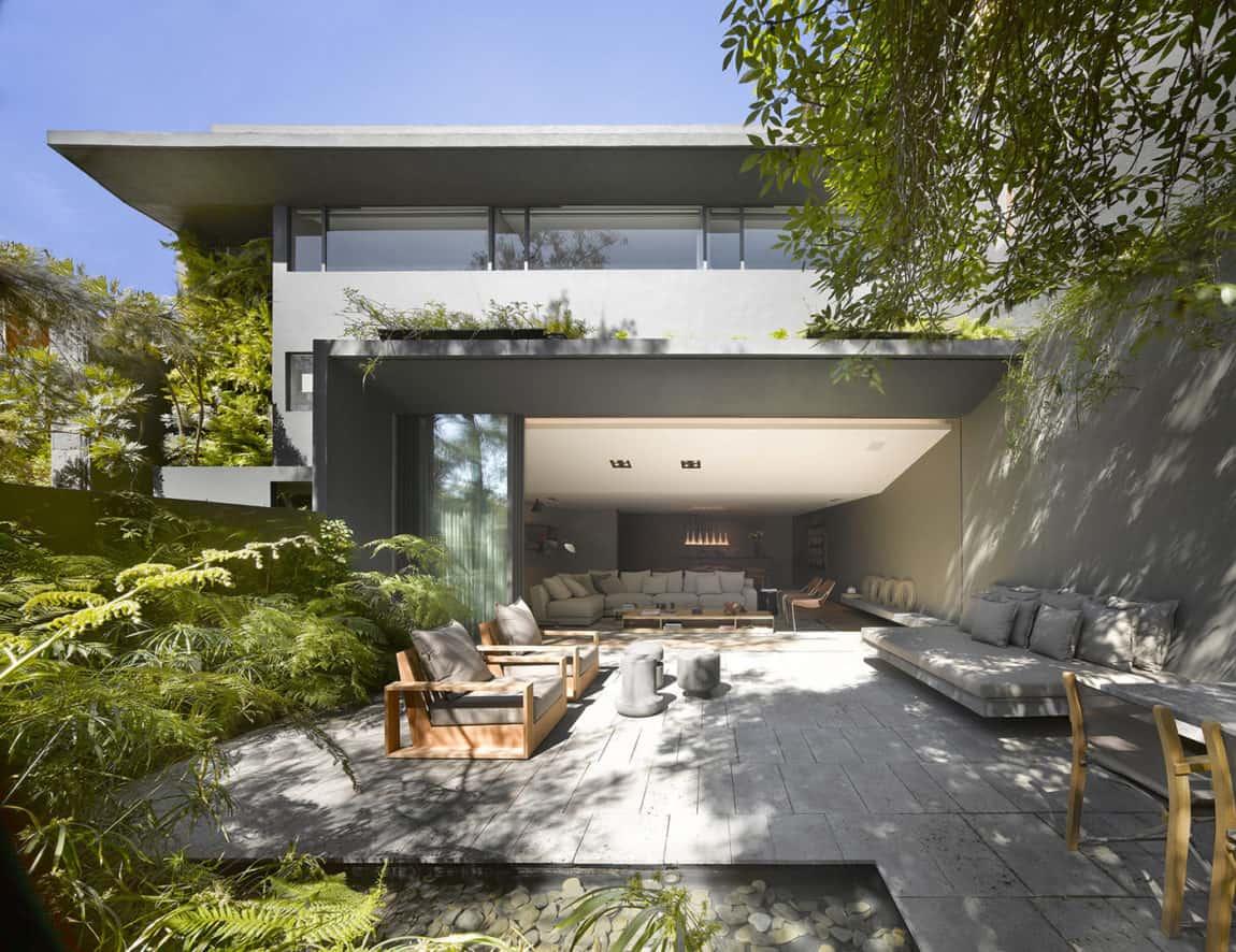 Barrancas House by EZEQUIELFARCA arquitectura y diseño (5)