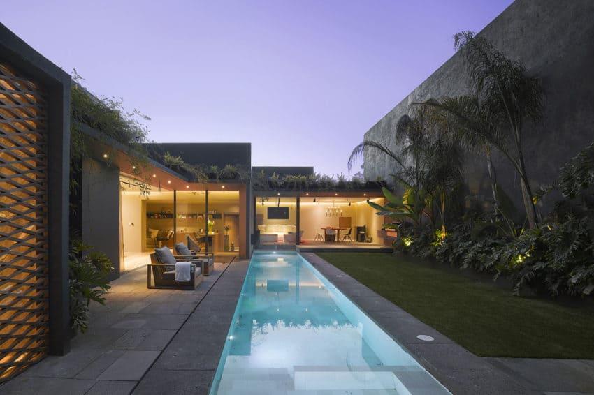 Barrancas House by EZEQUIELFARCA arquitectura y diseño (21)