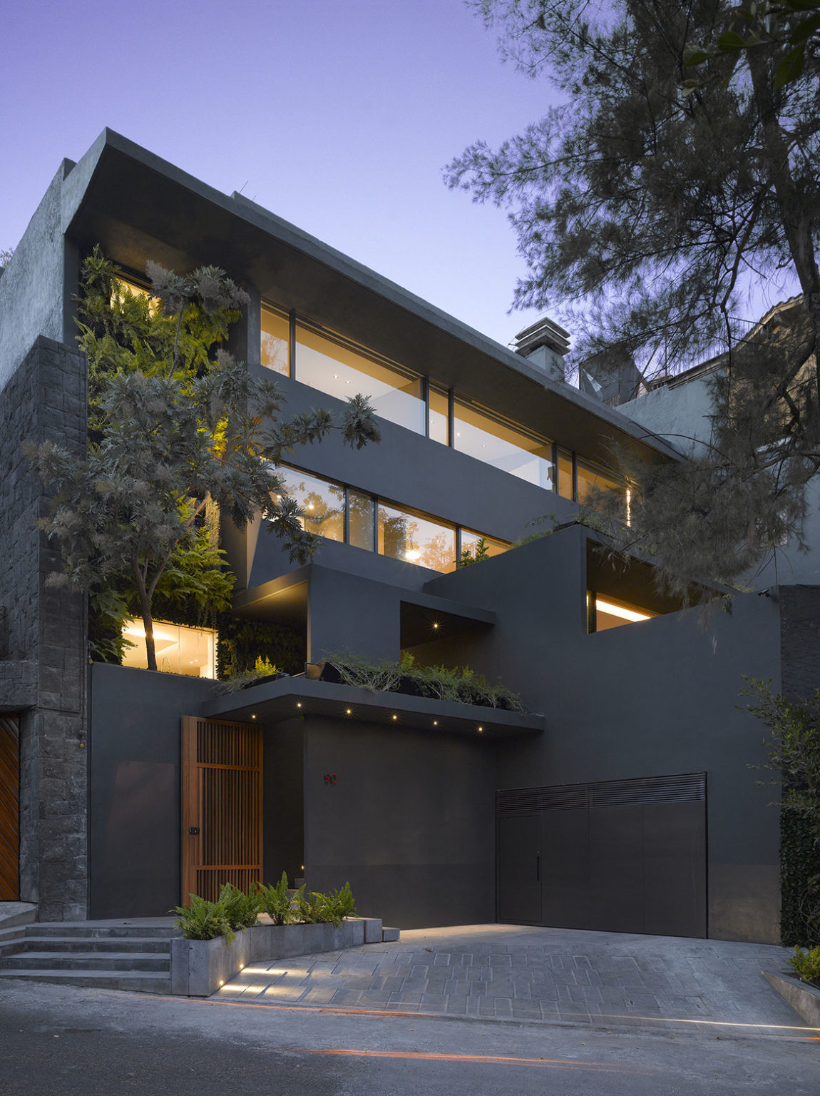 Barrancas House by EZEQUIELFARCA arquitectura y diseño (23)