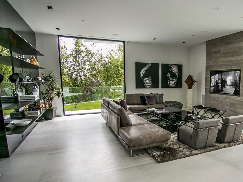 Beverly Grove Residence by Avi Osadon (4)
