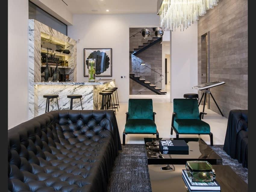 Beverly Grove Residence by Avi Osadon (10)