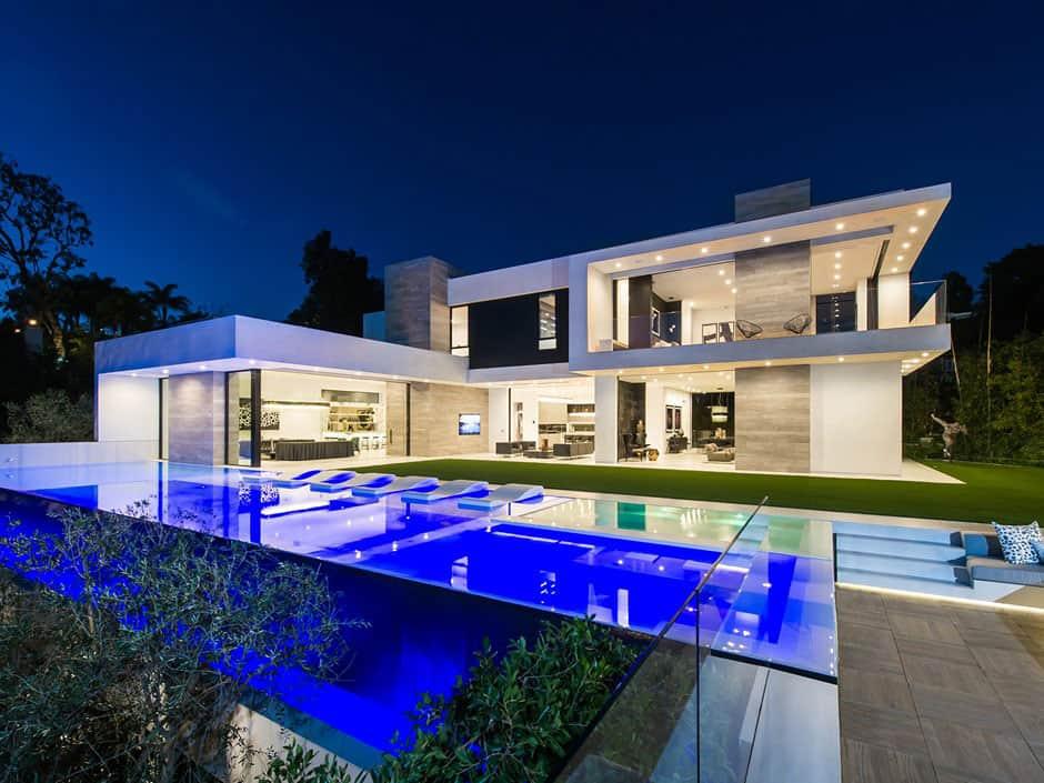 Beverly Grove Residence by Avi Osadon