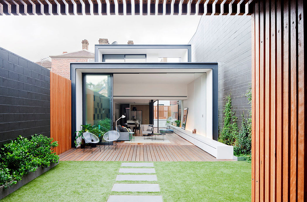 Bridport House by Matt Gibson Architecture + Design (2)