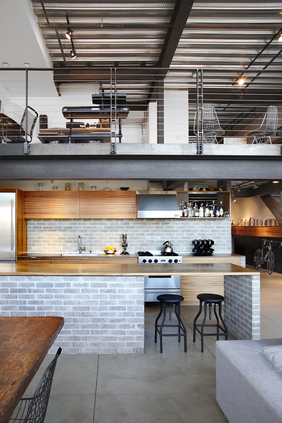 Capitol Hill Loft by SHED Architecture & Design (5)