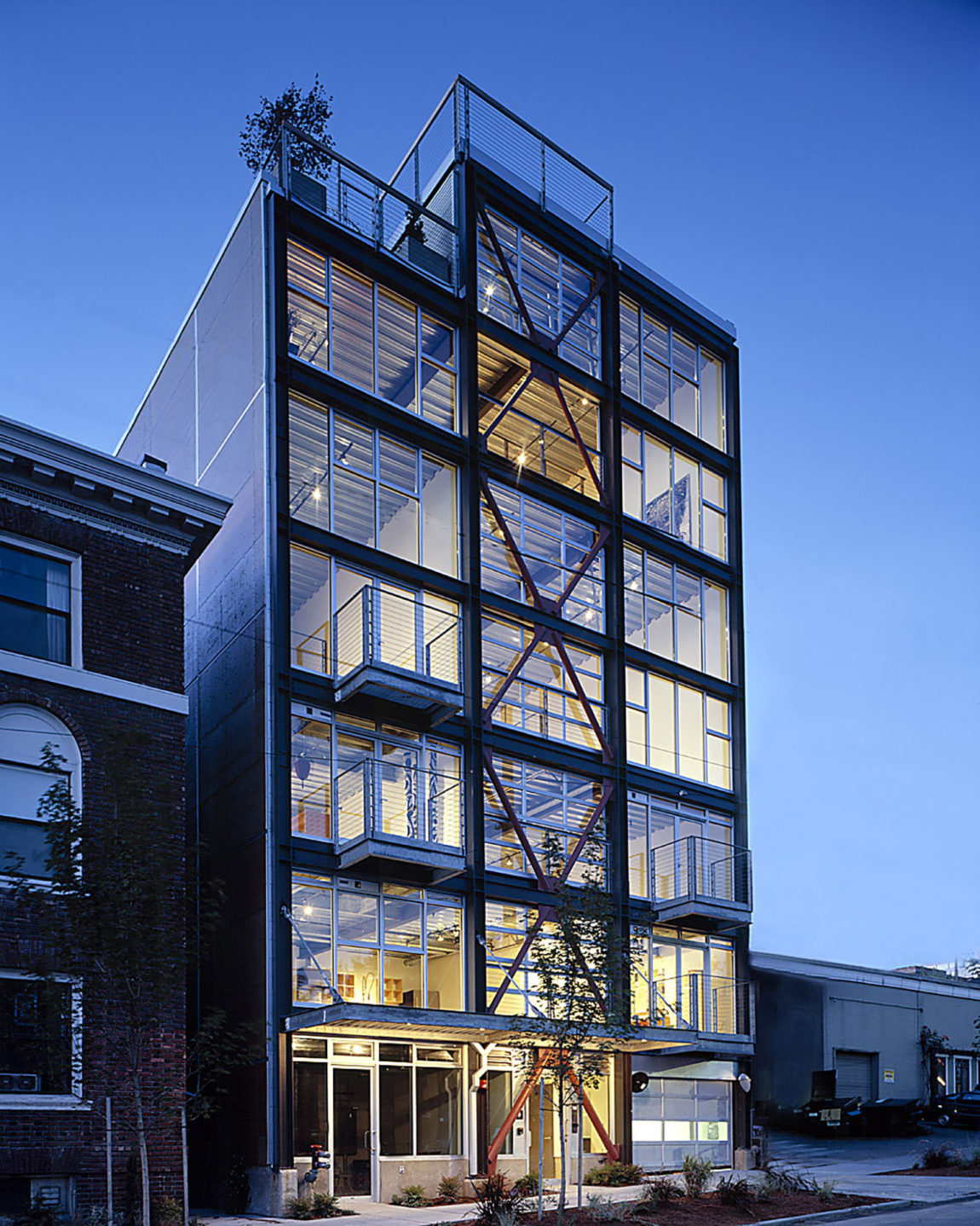 Capitol Hill Loft by SHED Architecture & Design (10)