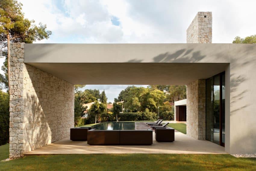 View In Gallery Casa El Bosque By Ramon Esteve Estudio (5)