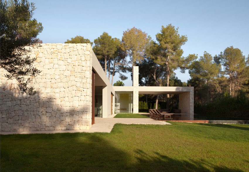 Casa El Bosque by Ramon Esteve Estudio (7)