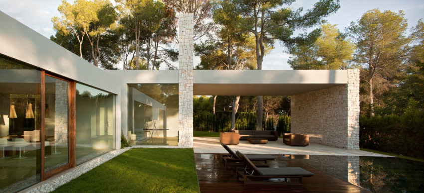 Casa El Bosque by Ramon Esteve Estudio (8)