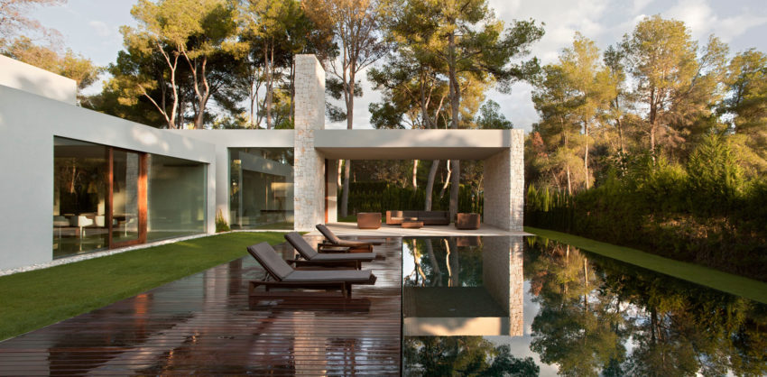Casa El Bosque by Ramon Esteve Estudio (9)