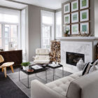 Chic and Modern Townhouse by Gabriel Fontes de Faria (2)