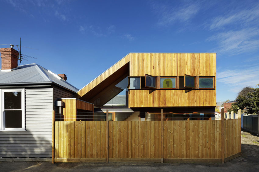 Fenwick Street House by Julie Firkin Architects (1)