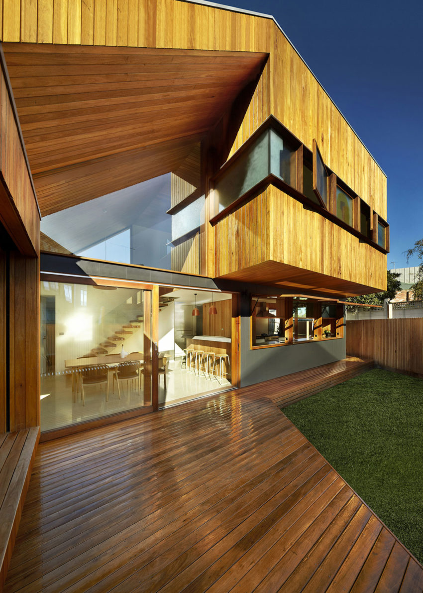 Fenwick Street House by Julie Firkin Architects (2)