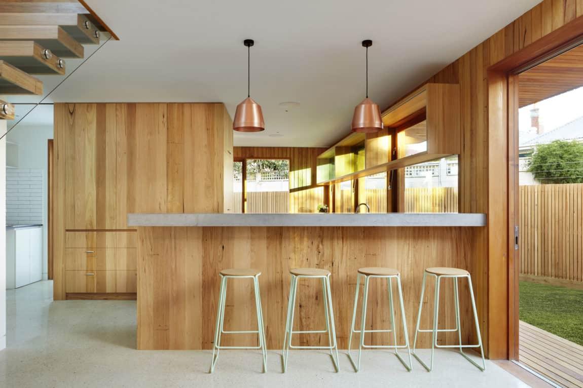 Fenwick Street House by Julie Firkin Architects (8)
