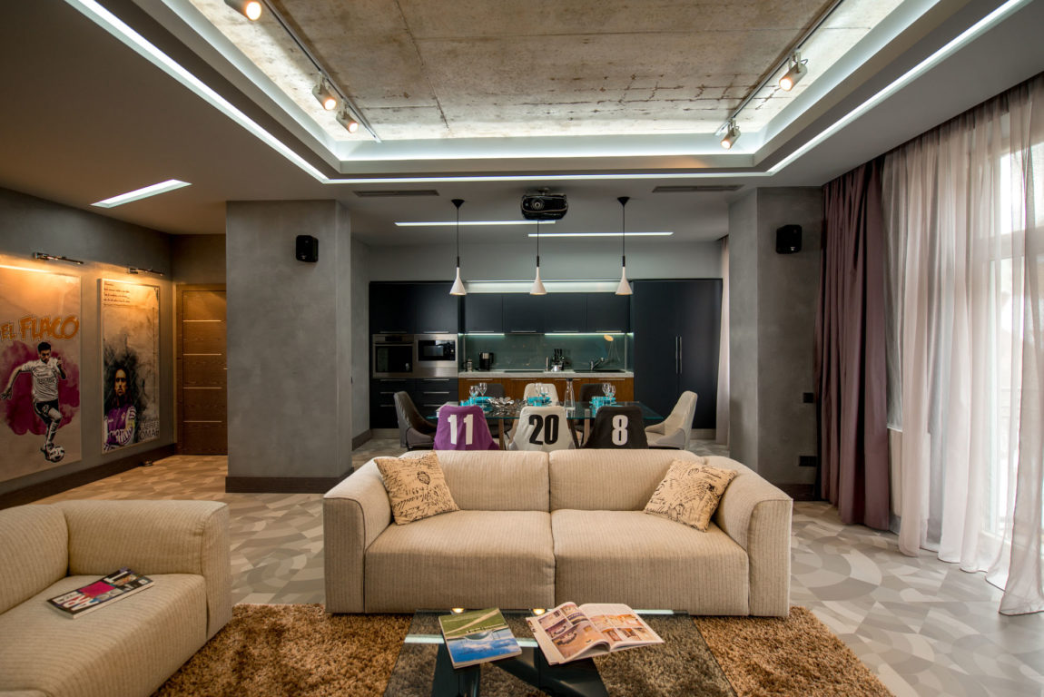 Footballer's Apartment in Lviv by ARS-IDEA (1)