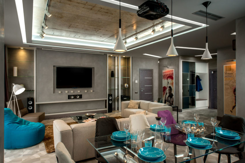 Footballer's Apartment in Lviv by ARS-IDEA (3)