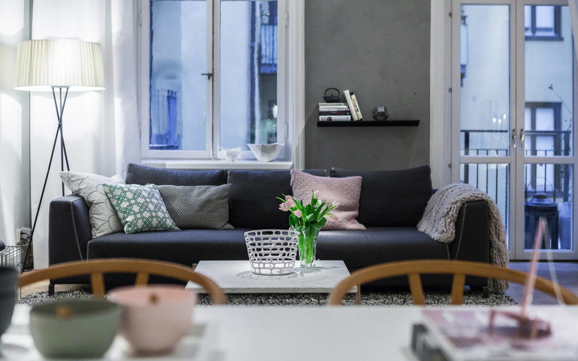 Modern Apartment in Östermalm, Stockholm (3)