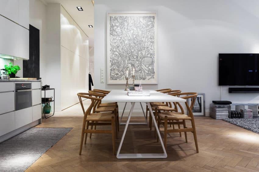 Modern Apartment in Östermalm, Stockholm (6)