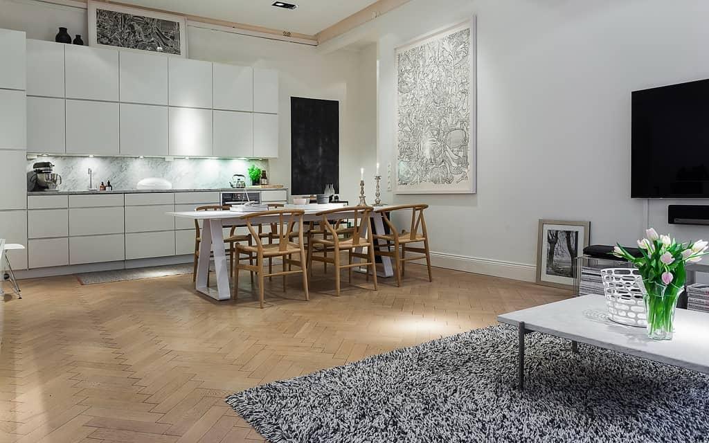 Modern Apartment in Östermalm, Stockholm (7)