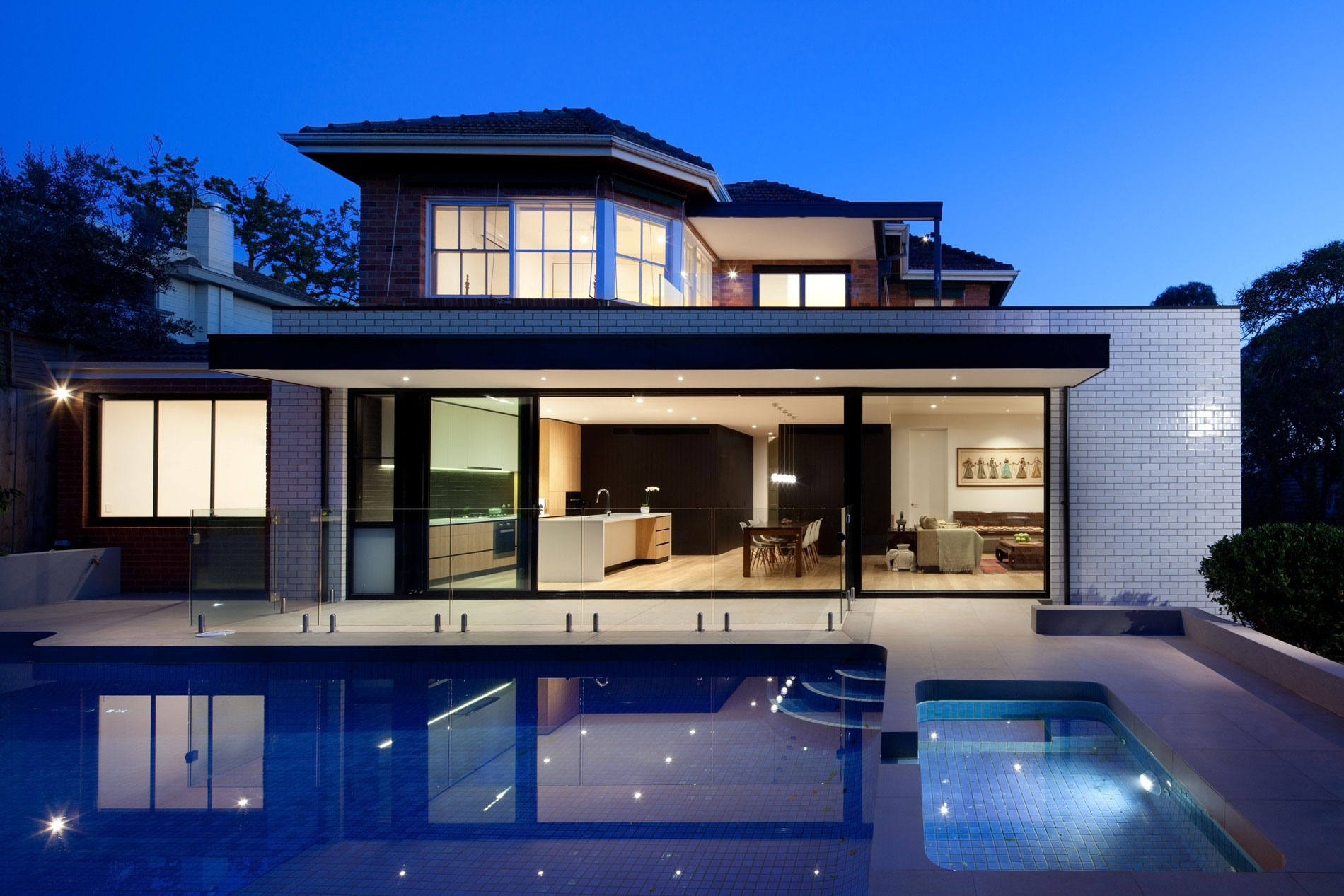 Hawthorn Extension by Chan Architecture