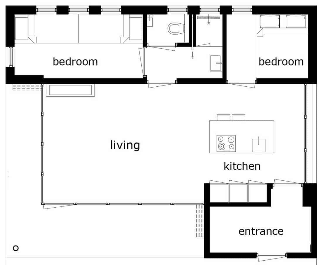 Holiday House by Bloem en Lemstra Architecten (19)