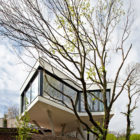 House Between The Trees By Architekti Šebo Lichý (2)