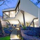 House Between The Trees By Architekti Šebo Lichý (9)