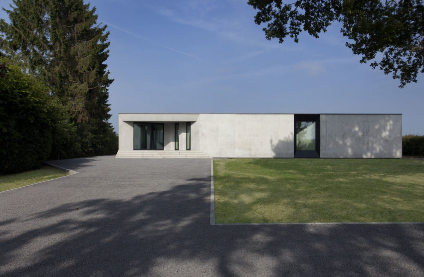 House CM Sint-Truiden by MASS Architects (2)
