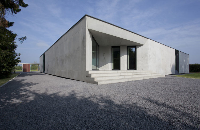 House CM Sint-Truiden by MASS Architects (3)
