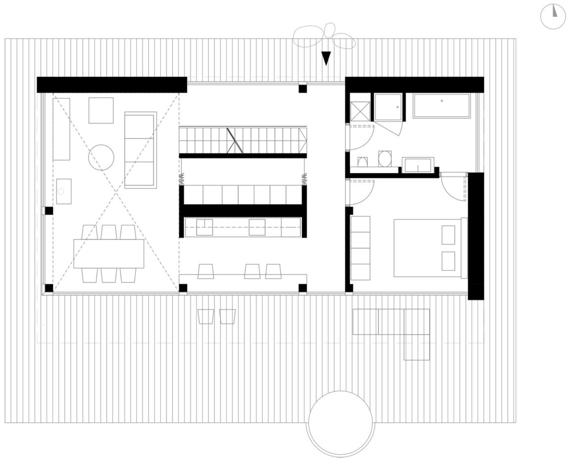 House in Trakai by AKETURI ARCHITEKTAI (12)