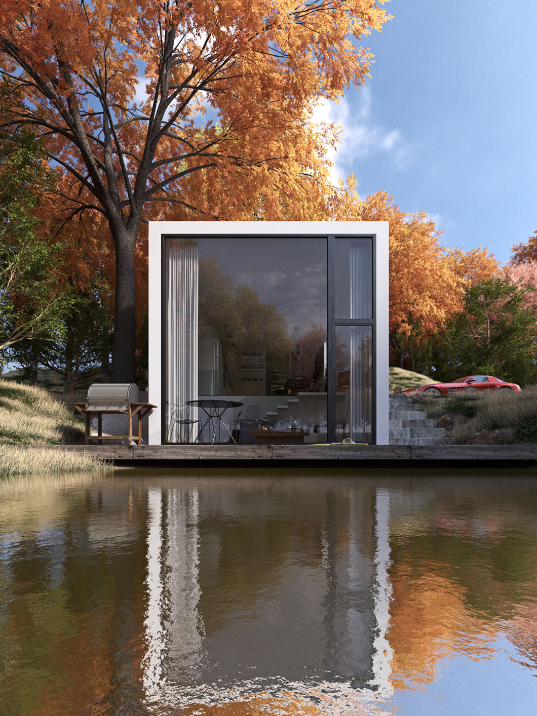 Lake House by Paulo Quartilho (1)
