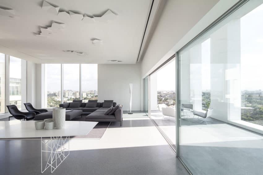 Layers of White by Pitsou Kedem Architects (9)