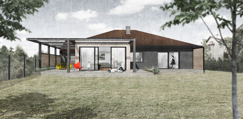 Extension of a Single Story Home by Adam Wiercinski (1)