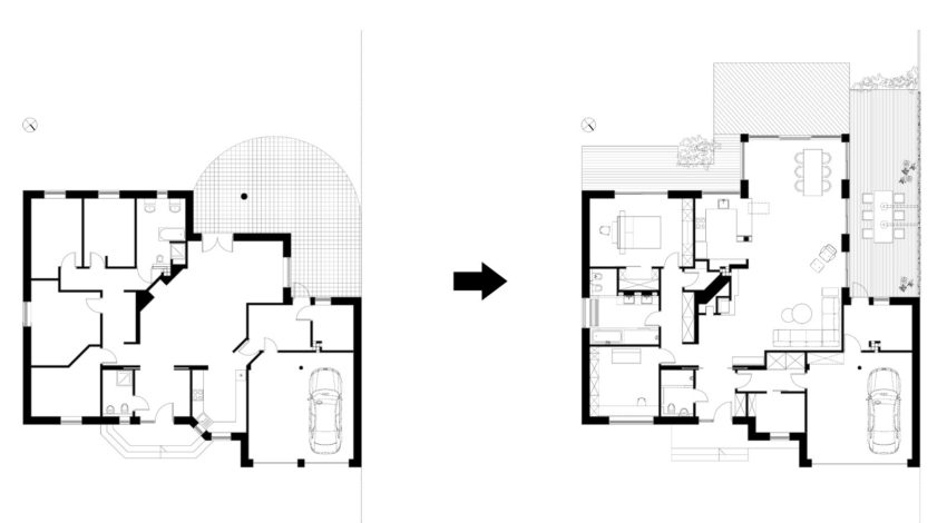 Extension of a Single Story Home by Adam Wiercinski (10)