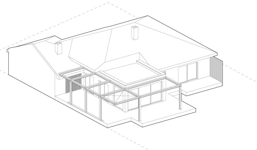 Extension of a Single Story Home by Adam Wiercinski (14)