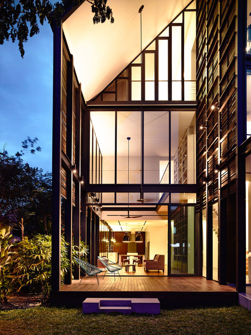 Lines of Light by HYLA Architects (21)