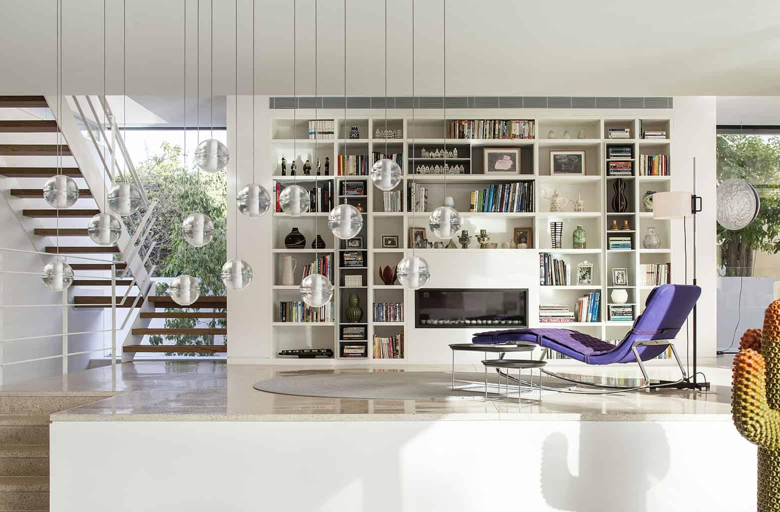 Mediterranean Villa by Paz Gersh Architects