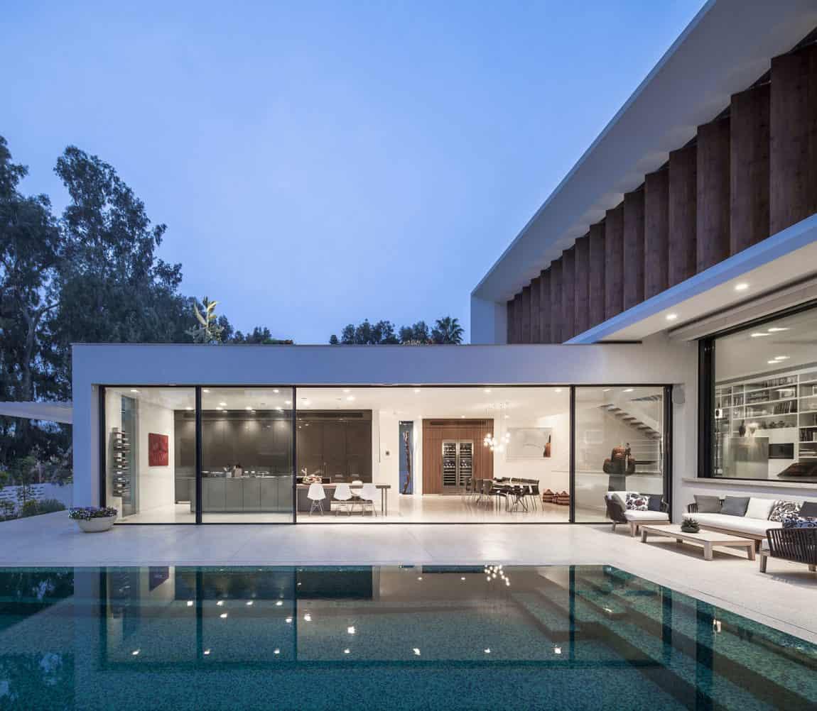 Mediterranean Villa by Paz Gersh Architects (15)