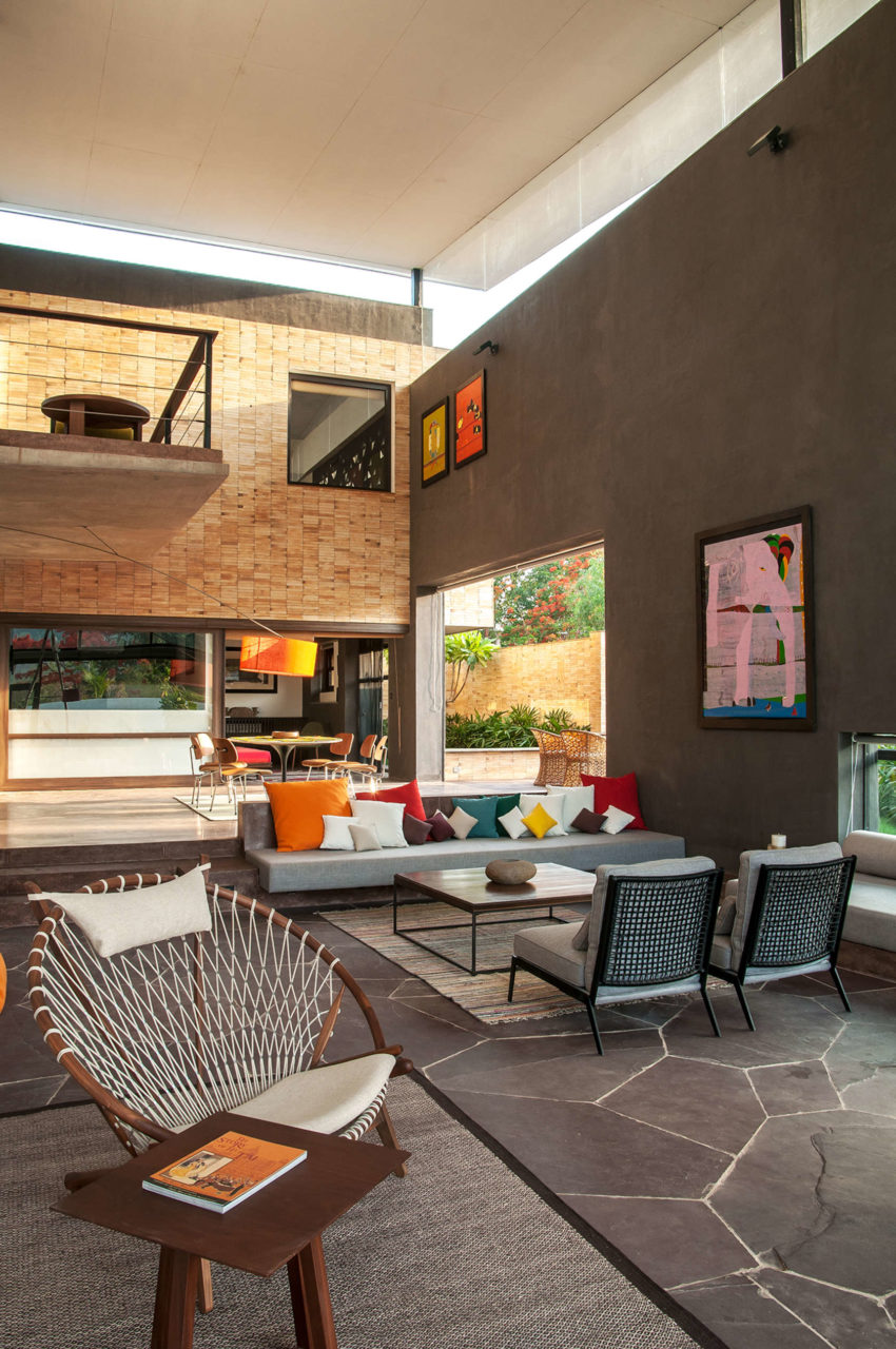 Mehr House by Krishnan+Parvez+Architects (4)