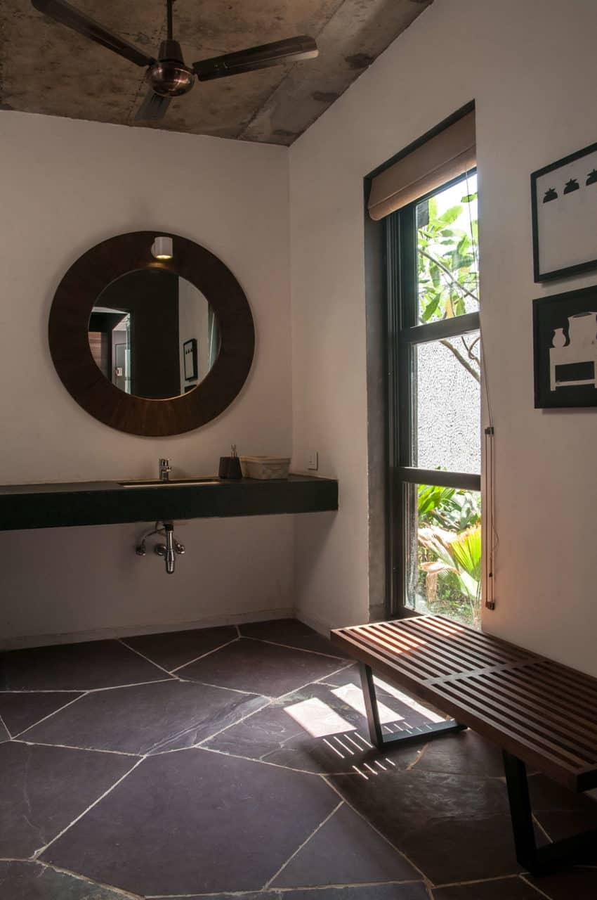 Mehr House by Krishnan+Parvez+Architects (6)