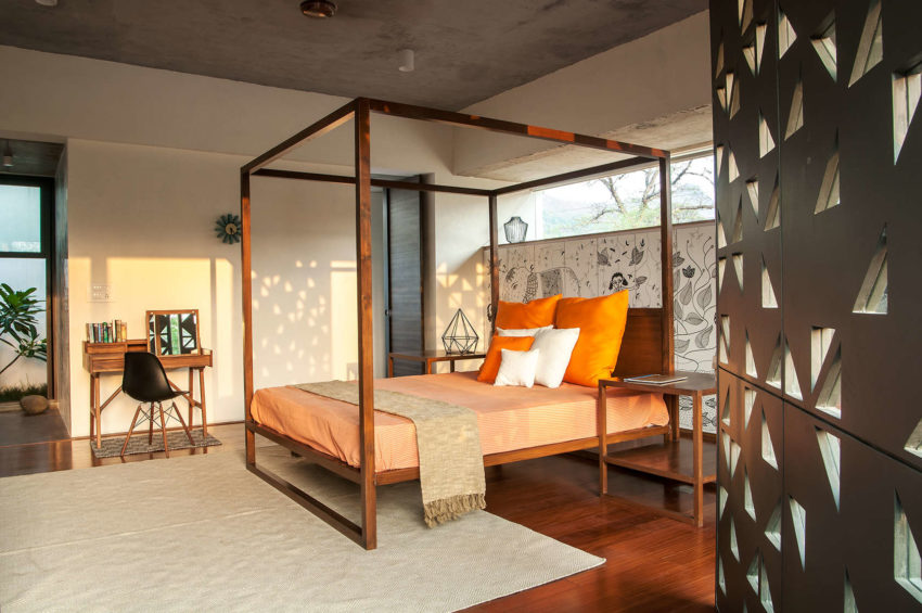 Mehr House by Krishnan+Parvez+Architects (11)