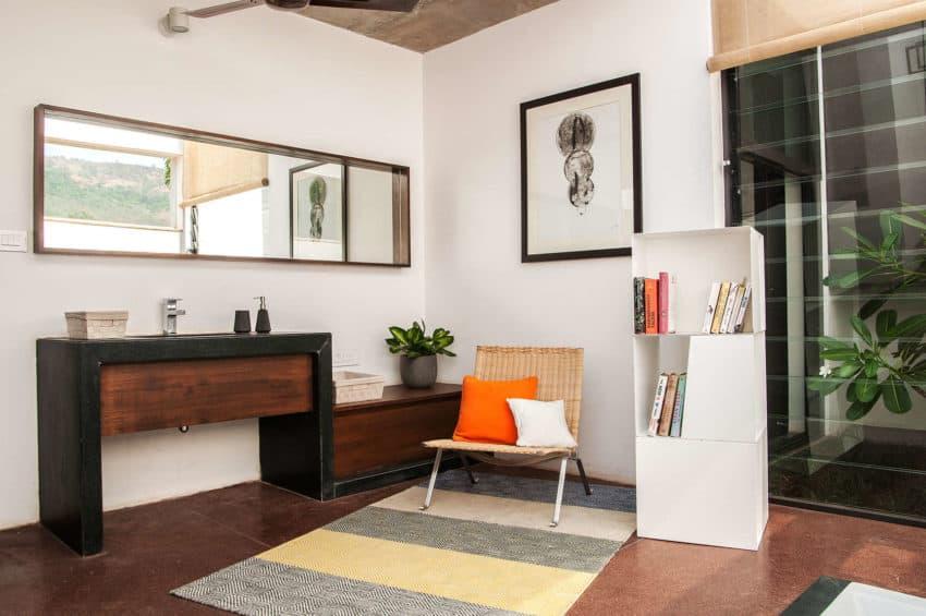 Mehr House by Krishnan+Parvez+Architects (14)