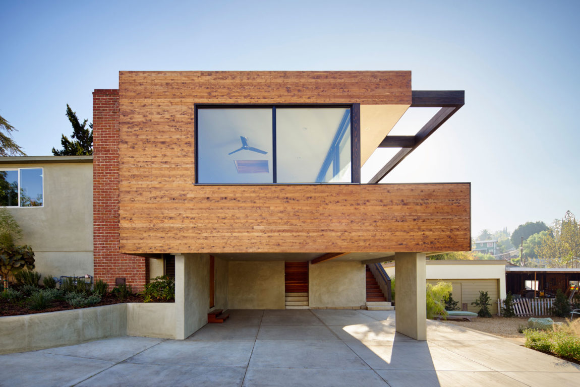 Morris House by Martin Fenlon Architecture (2)