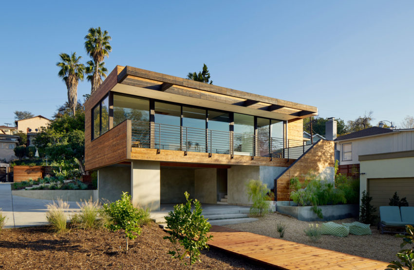 Morris House by Martin Fenlon Architecture (3)